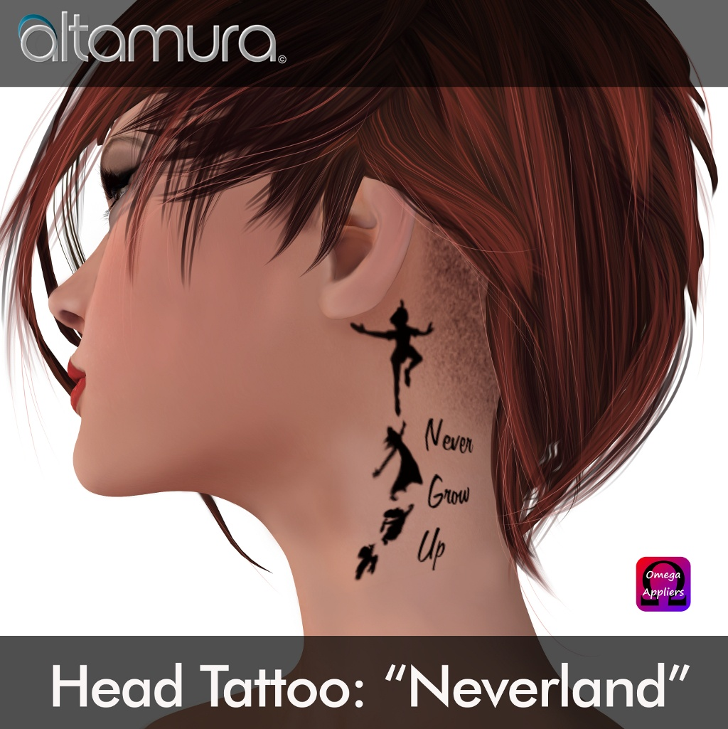 Altamura Neverland Tattoo