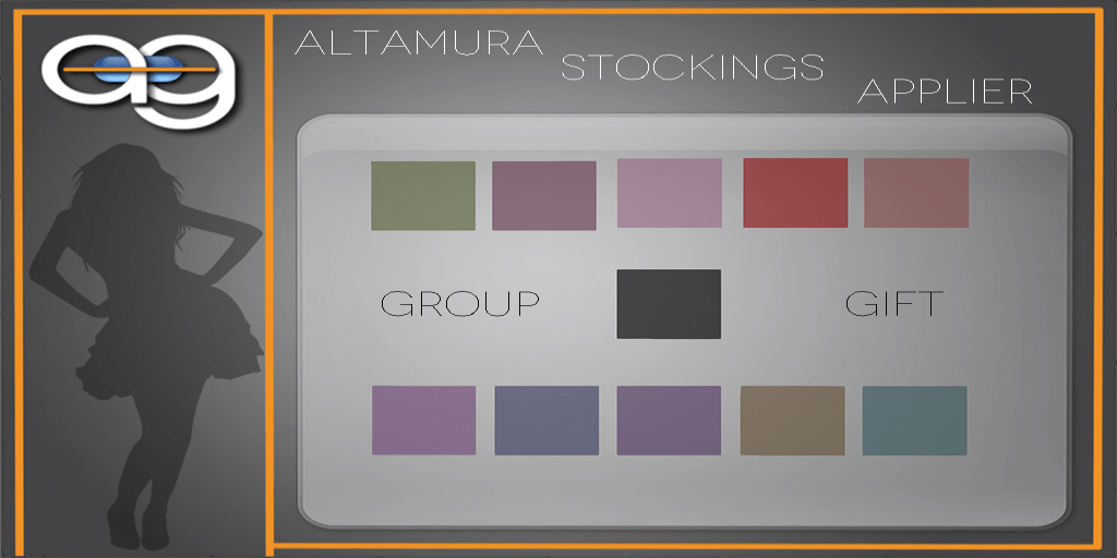 ALTAMURA – VELATED LINE Stockings – Group Gift
