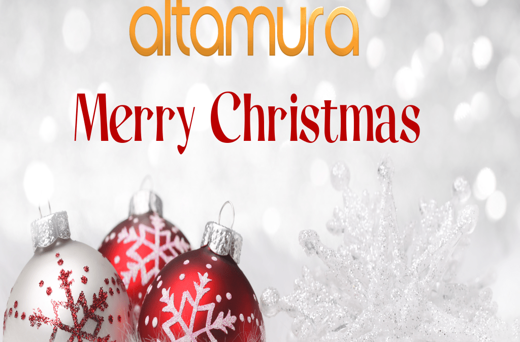 Altamura *12 DAYS OF CHRISTMAS* Advent Calendar 2018