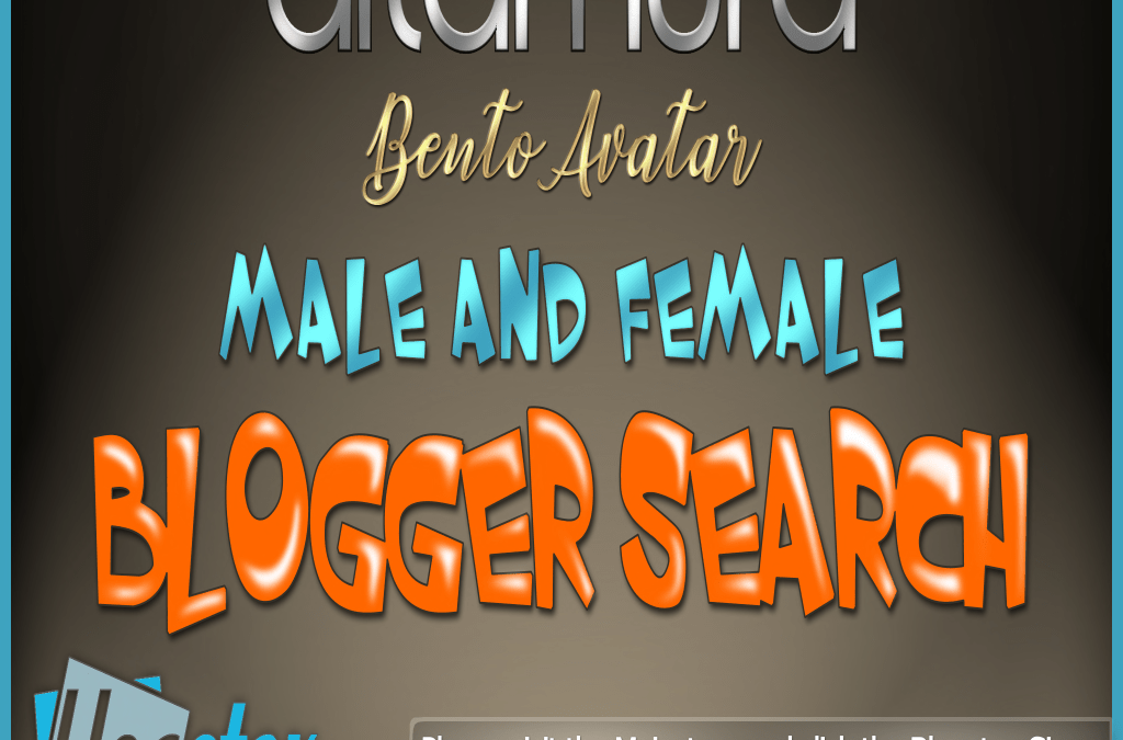 ALTAMURA Male & Female BLOGGER SEARCH – Blogotex Access Point