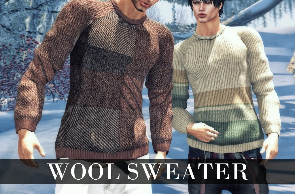 Wool Sweater Fatpack
