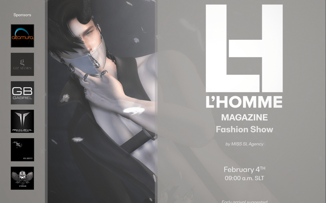 L'Homme Magazine SL Fashion Show – February 2018