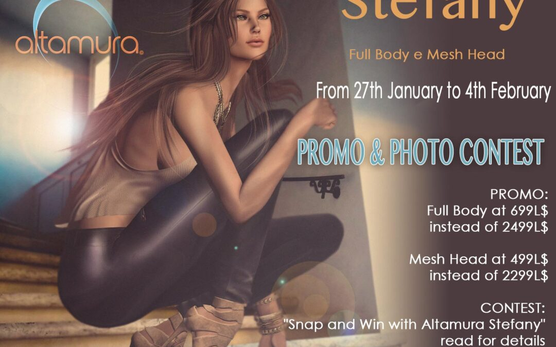 Snap and Win with Altamura Stefany